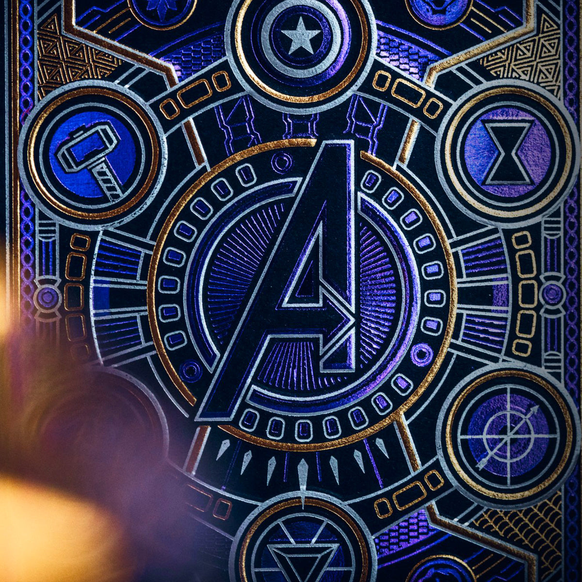 AVENGERS Playing Cards Deck