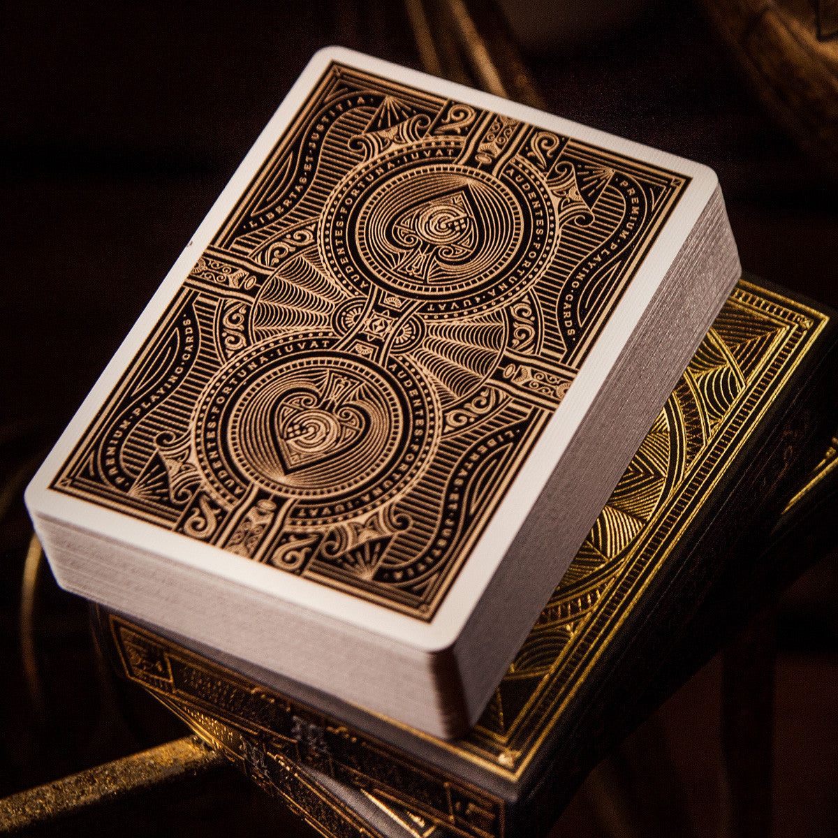 CITIZENS playing cards deck - MR CUP