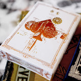 EPHEMERID playings cards - COPPER edition - MR CUP