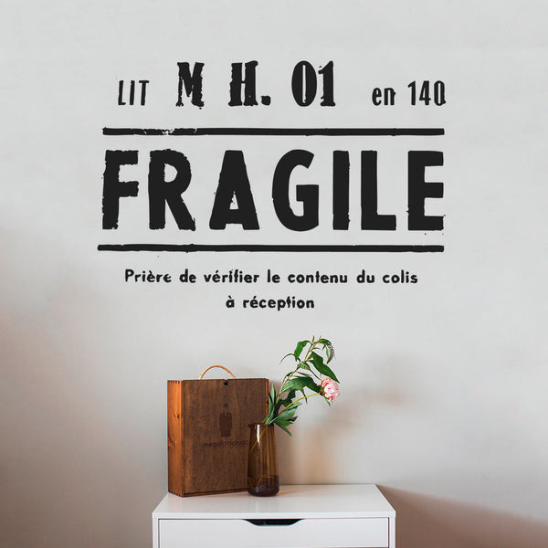 Fragile - MR CUP