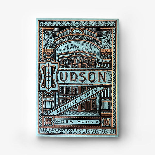 HUDSON playing cards deck