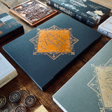2021 LETTERPRESS CALENDARS - DELUXE and STANDARD bundle