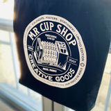 Mr Cup Shop Tote Bag
