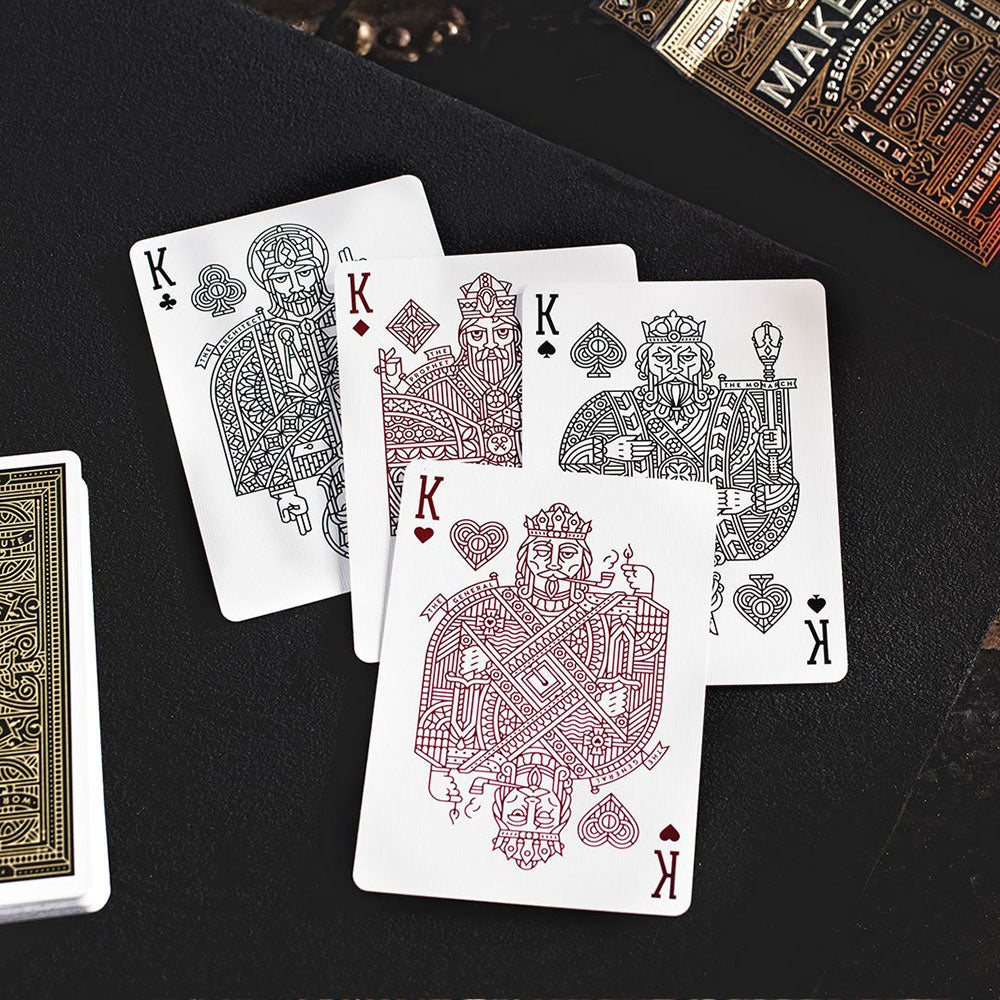 MAKERS Blacksmith playing cards deck