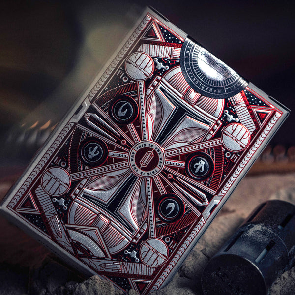 Mandalorian Playing Cards Deck