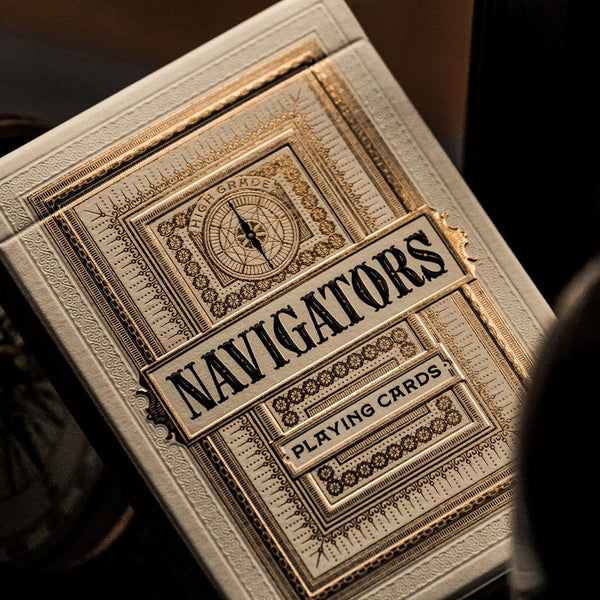 NAVIGATOR playing cards deck - MR CUP