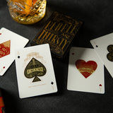 TOM'S TOWN playing cards deck - MR CUP