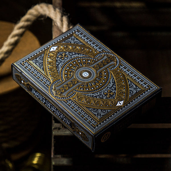 NOMAD playing cards deck - MR CUP