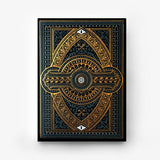 NOMAD playing cards deck