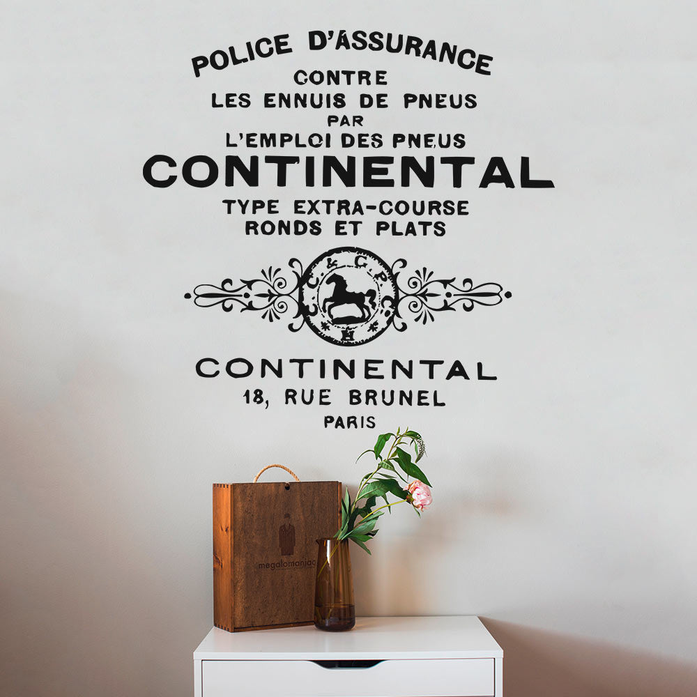 Continental - MR CUP