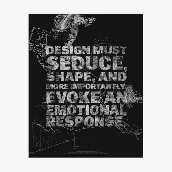 Design seduce black edition