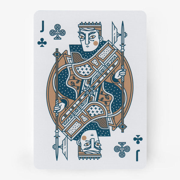 SEEKERS playing cards deck