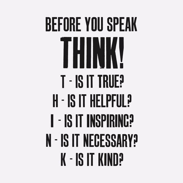 Think! - MR CUP