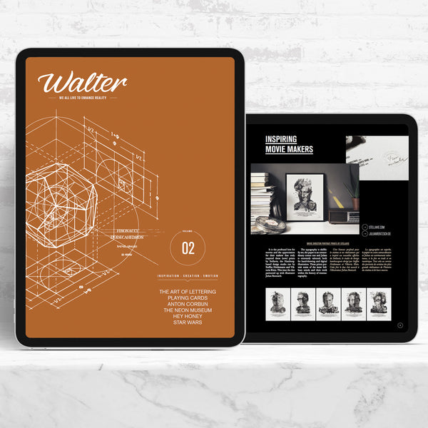 Walter magazine V02 - Digital - MR CUP