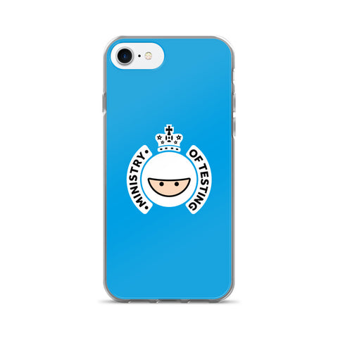iPhone 7 / 7 Plus Case - Blue