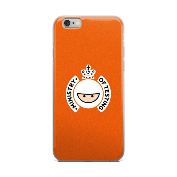 iPhone 6 / 6 Plus Case - Orange