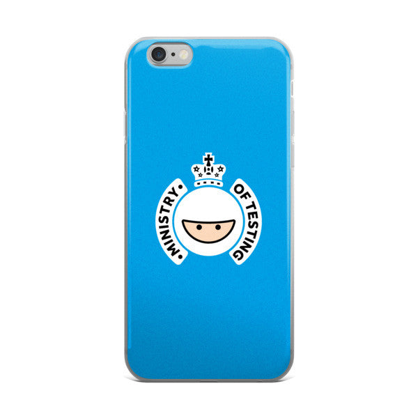 iPhone 6 / 6 Plus Case - Blue