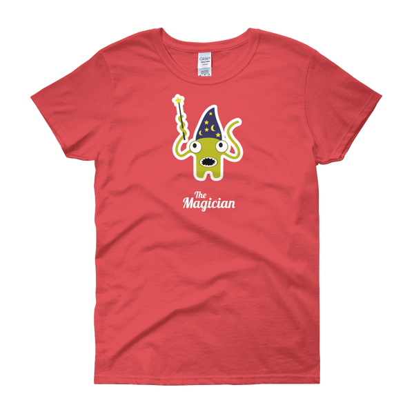 T-Shirt - Testers Types - Magician - Women's