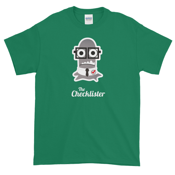 T-Shirt - Testers Types - Checklister - Men's
