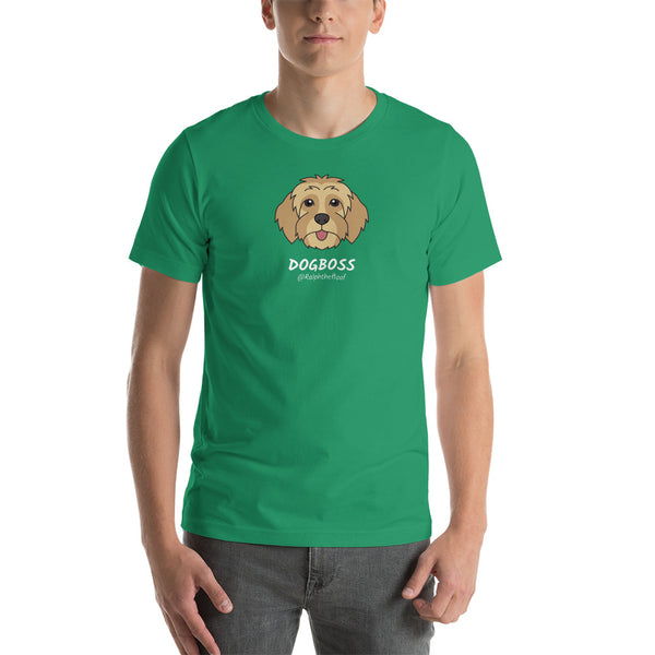 DogBoss - Unisex T-Shirt - Various Colours