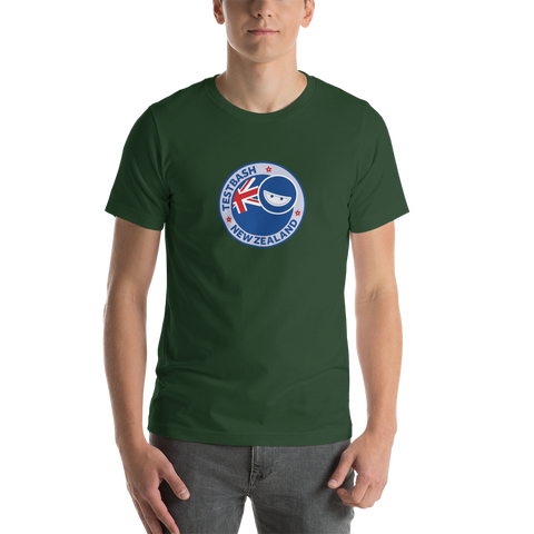 T-Shirt - TestBash New Zealand - Unisex - Various Colours