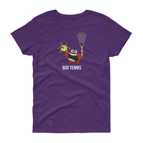 T-Shirt - Bug Tennis - Women's