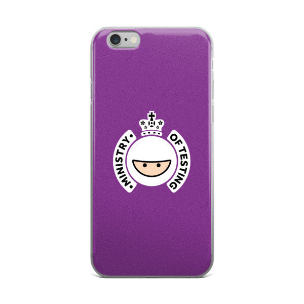 iPhone 6 / 6 Plus Case - Purple