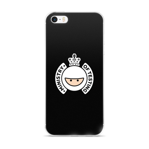 iPhone 5 / 6 Case - Black