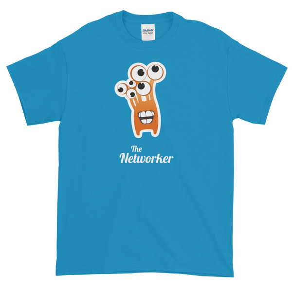 T-Shirt - Testers Types - Networker - Men's