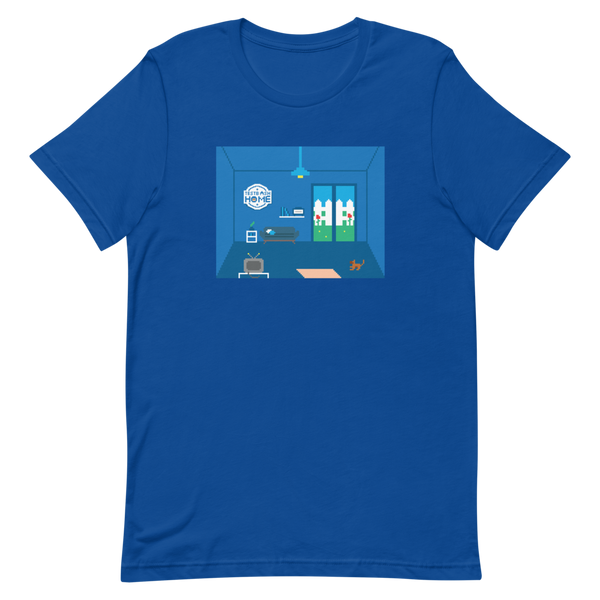 T-Shirt - Pixel TestBash Home Game - Unisex - Various Colours