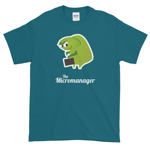 T-Shirt - Testers Types - Micromanager - Men's