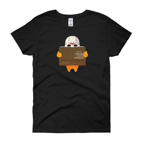 T-Shirt - Spooky Testers - Friday the 13th - Women's