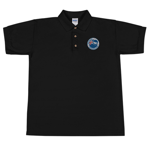 Black Polo Shirt - TestBash New Zealand - Men's