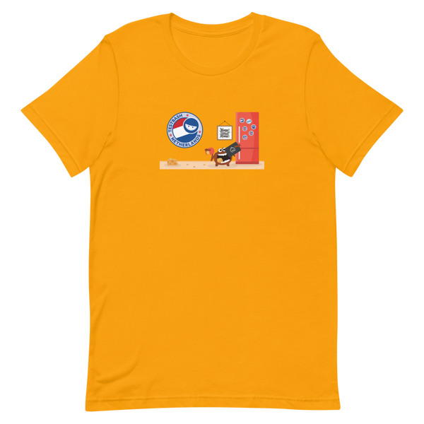 T-Shirt - TestBash Netherlands 'Cheese' - Unisex - Various Colours
