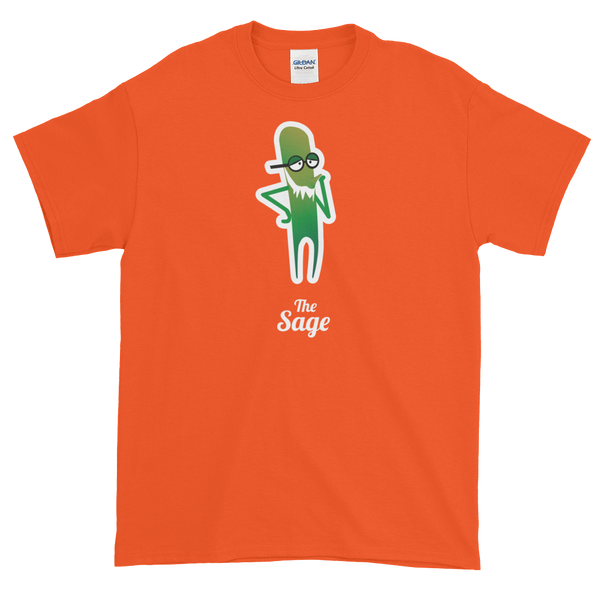 T-Shirt - Testers Types - Sage - Men's