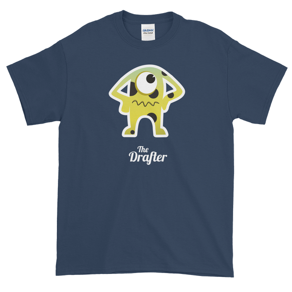 T-Shirt - Testers Types - Drifter - Men's