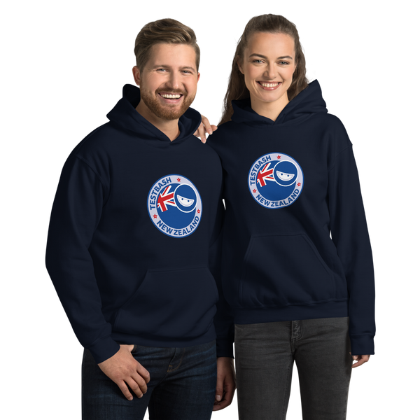 Unisex Hoodie - TestBash New Zealand - Various Colours