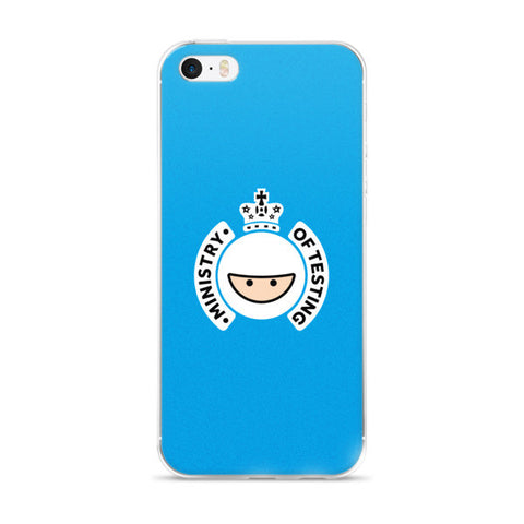 iPhone 5 / 6 Case - Blue