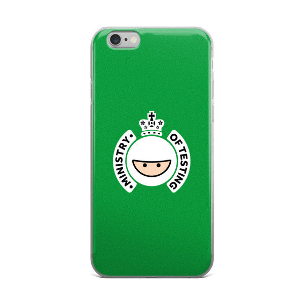 iPhone 5 / 6 Case - Green
