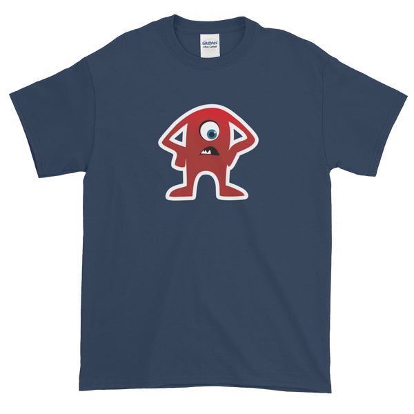 T-Shirt - Testers Types - Red Dude - Men's