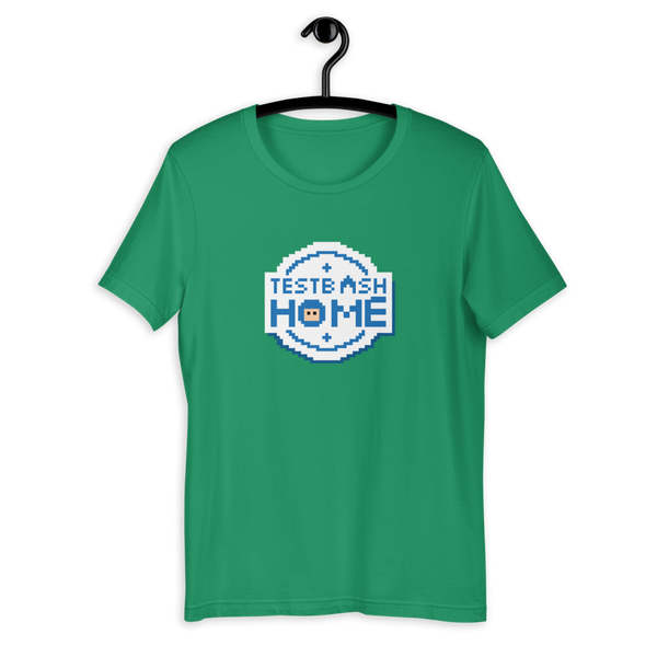 T-Shirt - Pixel TestBash Home - Unisex - Various Colours