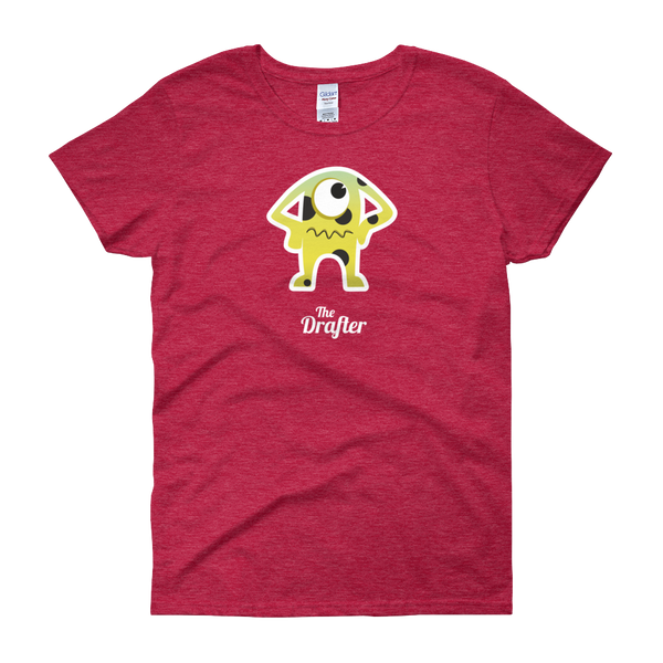 T-Shirt - Testers Types - Drifter - Women's