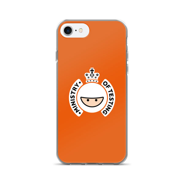 iPhone 7 / 7 Plus Case - Orange