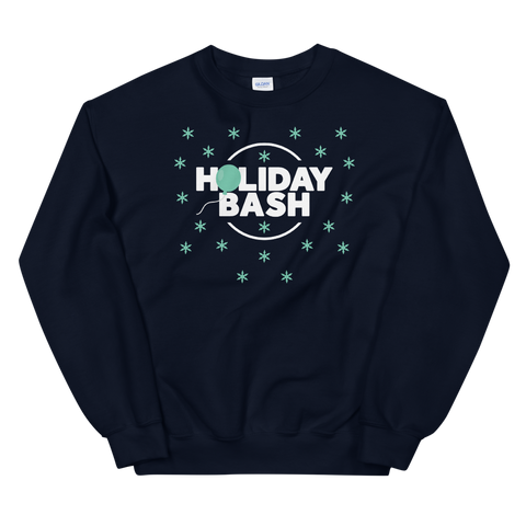 HolidayBash Logo Unisex Sweatshirt
