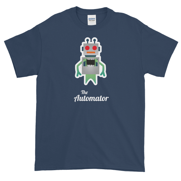 T-Shirt - Testers Types - Automator - Men's