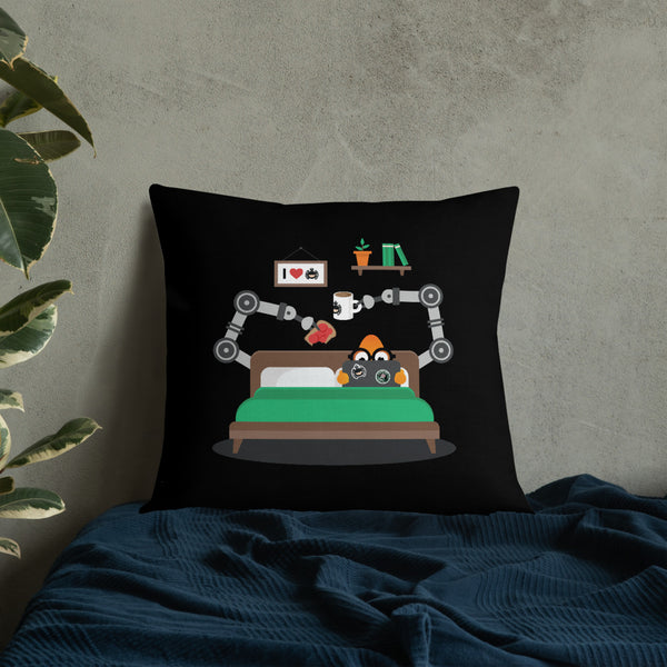 Test.bash(); Cushion - Various Sizes