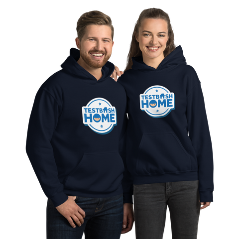 Unisex Hoodie - TestBash Home - Various Colours
