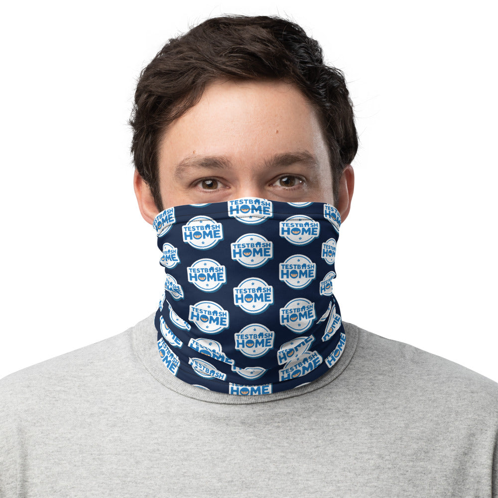 Face Mask / Neck Gaiter - TestBash Home Logo