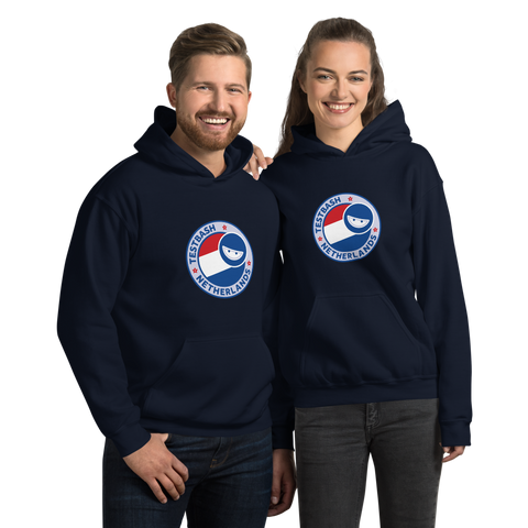 Unisex Hoodie - TestBash Netherlands - Various Colours