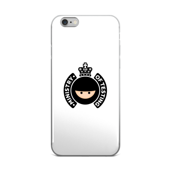 iPhone 5 / 6 Case - White